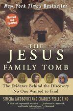 NEW BOOK The Jesus Family Tomb - Simcha Jacobovici and Charles Pellegrino