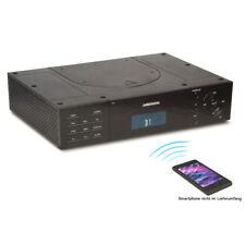 Unterbauradio Stereo Bluetooth Radio Küchenradio Küchenunterbau 2x50Watt Schwarz