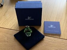 SWAROVSKI CRYSTAL FELIX CHRISTMAS TREE. SMALL. BRAND NEW & BOXED