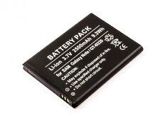 Batería de Calidad para Samsung Gt I9200/Gt I9220/Gt I9228/Gt N7000