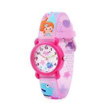 5eaa48ccb41d Reloj Pulsera analógico Niñas Niños Pequeños jornada escolar con la segunda  mano
