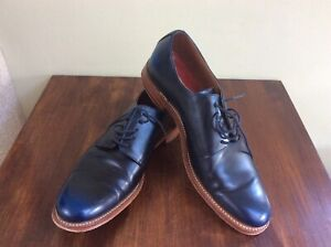 Preowned - Men's navy GRENSON Lace up shoes - Size 7