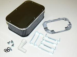 Luftfilter Sportluftfilter für Weber Doppelvergaser DGV, DGAV, DGEV 65mm NEU