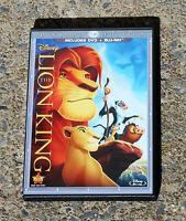 The Lion King (Blu-ray/DVD, 2011, 2-Disc Set, Diamond Edition Combo Pack)