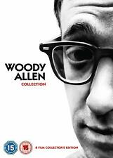 Woody Allen Collection [New & Sealed] DVD Region 2 Uk