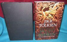 The RETURN of Sigurd & Gudrun -  J. R. R. Tolkien.  HbDj 2009     HERE in MELB