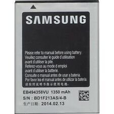 Samsung Batterie Original EB494358VU pour Galaxy Ace S5830 Gio S5660 Adapté
