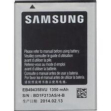 Samsung Batteria originale EB494358VU per GALAXY ACE - GIO - FIT pila Nuova Bulk