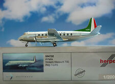 Herpa Wings 1:200 Vickers Viscount 700 Alitalia i-life 554732