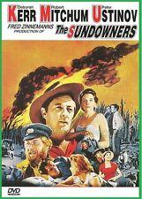 The Sundowners (1960) - Deborah Kerr, Robert Mitchum - NEW DVD