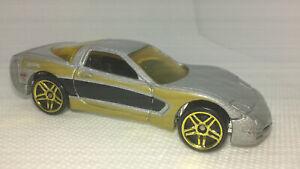 corvette 97 chevrolet custom race dragster  hotwheels 1/64 neuve new Hot Wheels