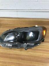 2018 Subaru WRX STI Headlight Assembly