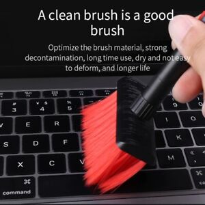 Keyboard Cleaning Brush 4 In 1 Multi-fuction Computer Cleaning Tools For Gamers