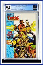 Turok Dinosaur Hunter #17 CGC Graded 9.6 Valiant November 1994 Comic Book