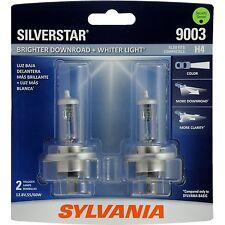 Sylvania Silverstar 9003ST/2 Headlight Bulbs - Pair