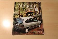 01659) Renault Megane Scenic Prospekt 09/1997