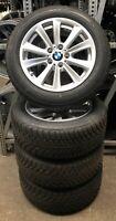 4 BMW Winterräder Styling 236 225/55 R17 BMW 5er F10 F11 6er F06 6780720 TOP RDK