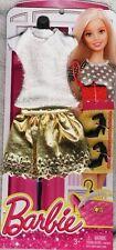 Barbie Skirt Set - Purse, Shoes - - Nrfp