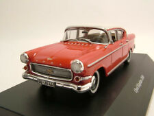 wonderful modelcar OPEL KAPITÄN 1958 - red and white
