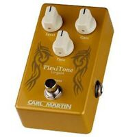 Carl Martin Effects Pedal PlexiTone Single Ch. Lo-Gain Overdrive Japan Tracking
