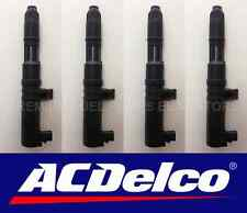 SET OF 4 PLATINA / RENAULT CLIO - KANGOO- MEGANE - SCENIC ACDELCO IGNITION COILS
