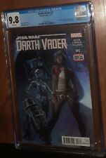 CGC 9.8 Darth Vader 3. First Appearance of Doctor Aphra. Mandalorian Series Spec