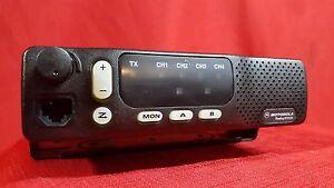Motorola M1225 Radio, 4-Ch, 2-way, VHF,  M33DGC90E2AA
