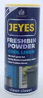 JEYES FRESHBIN POWDER FRESHENER COOL LINEN FOR BIN ODOUR  CLEAN CLEVER 550g