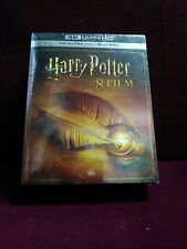 HARRY POTTER 8-FILM COLLECTION (4K ULTRA HD/ BLU-RAY) NO DIGITAL CODE