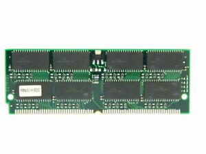 64MB EDO MEMORY NON-PARITY 60NS SIMM 72-PIN 5V 16X32 USED
