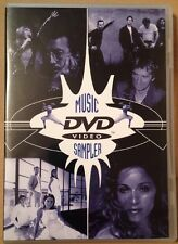 Warner Promo Only Instore Dvd Video Madonna  Eric Clapton Oldfield Very Rare!