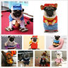 Funny Dog Cat Pet Clothes Uniform Cute Pet Dog Cosplay Costume Party Suit Dress