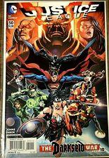 Justice League #50 DC Comics 2016 1st 3 Jokers 1st Jessica Cruz Green Lantern NM