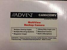 ADVENT CAM430MV MULTIVIEW BACKUP CAMERA BRAND NEW IN BOX!!