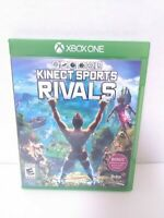 Kinect Sports Rivals (Microsoft Xbox One, 2014) Game & Case Tested Fast Shipping