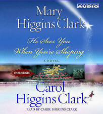 NEW He Sees You When You're Sleeping by Mary Higgins Clark