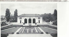 Aztec Garden  Pan American Union Building   Washington DC  Unused Postcard 62516