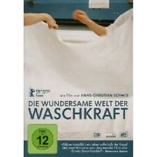 DIE WUNDERSAME WELT DER WASCHKRAFT DVD NEU