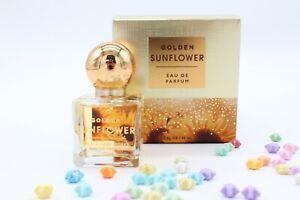 Bath & Body Works Golden Sunflower Perfume 1.7 fl oz Eau De Parfum New in Box