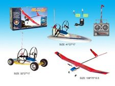 New, R/C Remote Control Electric Glider, Boat, Car, Airplane Complete Beginner