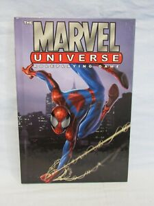 Marvel Universe Roleplaying Game Hard Cover 2003 Spider-Man