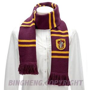 HarryPotter Kids Adult Robe Cloak Gryffindor Slytherin Cosplay Costume Halloween