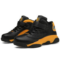 Kids Boys Girls Basketball Shoes  Comfortable Outdoor Sports Athletic Sneakers