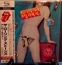 THE ROLLING STONES UNDER COVER JAPAN SHM MINI LP CD NEW