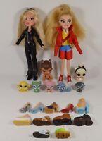 BRATZ DOLLS LOT - Babyz Angelz Baby Pets Petz & Shoes - LOOK!