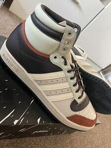 Adidas Originals Mandalorian Top ten hi Trainers Size 9