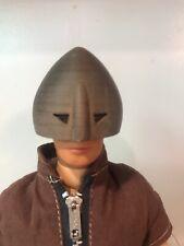 Custom Made GI Joe Bullet Man Inspired Bronze Helmut