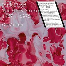 PINK FLOYD THE EARLY YEARS 1965-72 CRE/ATION 2CD (Released 11/11/2016)