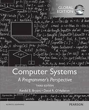 Computer Systems: A Programmer's Perspective by Randal E. Bryant, David R. O'Hallaron (Paperback, 2015)