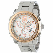 NEW MARC ECKO E18521G1 THE JETCETTER CHRONOGRAPH STEEL CRYSTAL WATCH